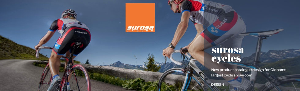 Surosa Cycles Oldham